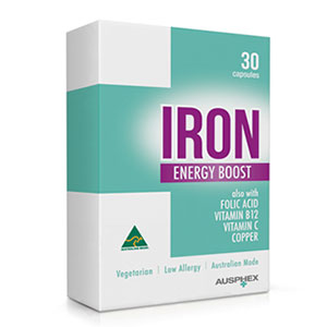 Iron - Energy Boost
